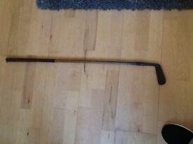 Vintage MacGregor Edgemont Golf Putter, Hickory Shaft E11