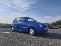 Volkswagen, LUPO, Hatchback, 1999, Manual, 999 (cc), 3 doors