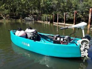 Finn Castaway Dinghy - Shipping Aus wide Sydney City Inner Sydney Preview