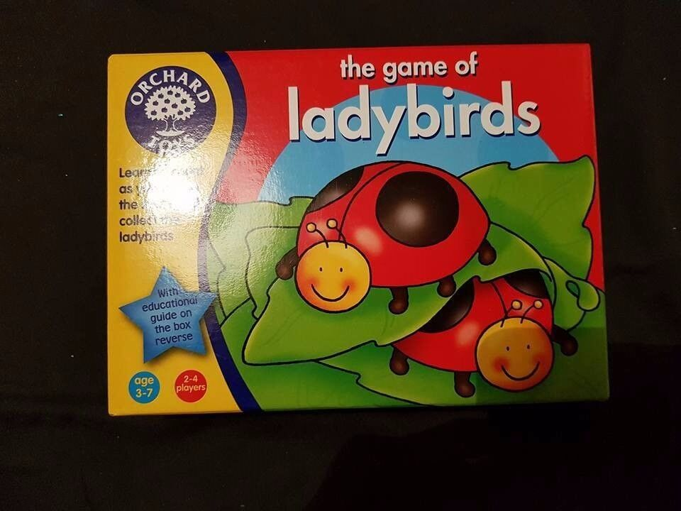 Orchard toy games