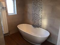 DC Services, Floor & Wall Tiling. Friendly, reliable & professional . Call now for a free quote!