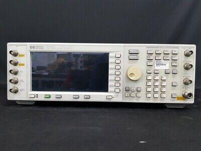 Hpe4431b Esg-d Series Digital Rf Signal Generator 2 Ghz0105as-is