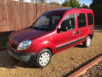 **MOBILITY / DISABLED / WHEELCHAIR VEHICLE **1.5 DIESEL