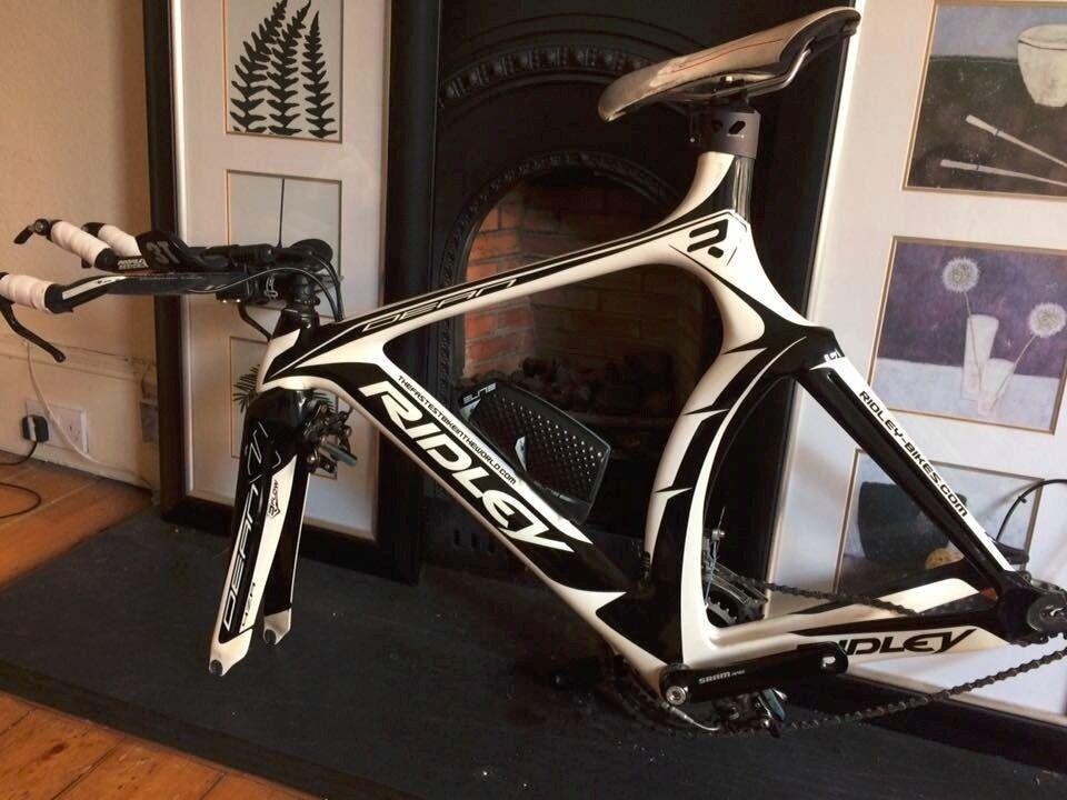 Ridley Dean 2011 Xs Frame Tt Tri Bike In Edinburgh City Centre