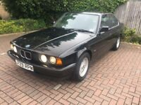 BMW 5 SERIES 520 i 2.0 PETROL MANUAL REG 1992 MOT EXPIRED CAR WAS IN GARAGE FOR LONG TIME