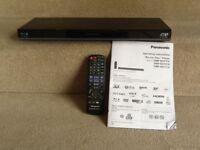 Panasonic 3D blu-Ray player DMP-BDT110