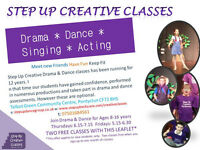 Step Up Dance & Drama Classes