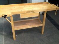 Draper Carpenter's Workbench