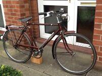 Vintage Raleigh sport bicycle / bike