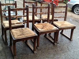 Sets of chairs
