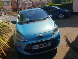2010 Ford Ka Titanium VGC in & out just serviced (low miles)
