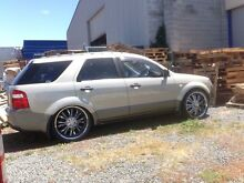 05 ford territory Shearwater Latrobe Area Preview