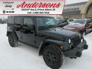 2016 Jeep Wrangler Unlimited Backcountry *Nav/Heated Seats*