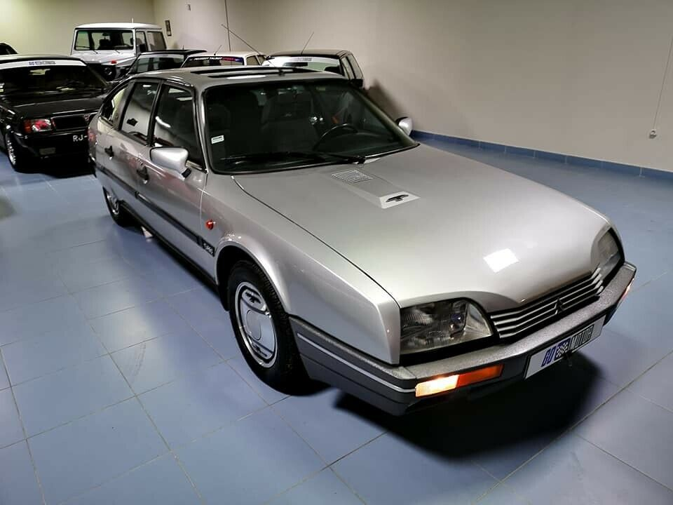 Citroen CX Road Test & Review by Drivin Ivan - YouTube