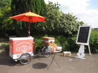 Ice cream Trike business with confirmed bookings worth£3700 in2018- £2500 for quick sale
