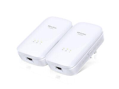 TP-Link AV1200 Powerline Gigabit Ethernet Adapter TL-PA8010 KIT (Refurbished) Powerline Av Ethernet Adaptor