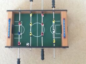 Mini Table Top Football Game for 2 players in vgc