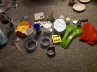 Bundle of kitchen bits £5