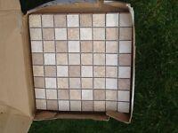 Mosaic Tile Sheets