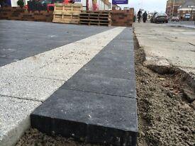 wanted - quarry tiles - granite - brick setts - garden edging