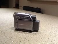 Sony camcorder..NOT WORKING-IDEAL FOR SPARES