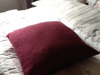 Large sparkly reversible cushion from next needs uplifted