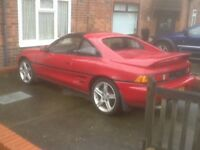 Toyota MR2 mk11, spares or repairs. full leather, good solid car, too good to break