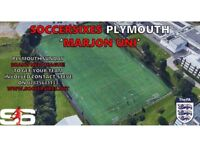 Plymouth Sunday League - Teams Wanted