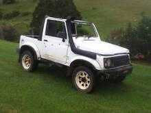 1996 Suzuki Sierra Bundook Gloucester Area Preview