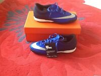Men's Nike mercurial Astro turf trainers size 7 new RRP £49.99