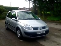 06 RENAULT MEGANE SCENIC 1.5 DCI DIESEL EXPRESSION