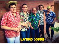 Latin / Party band available