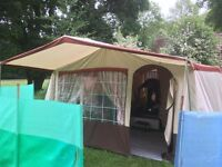 FOR SALE - trailer tent