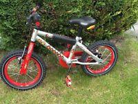 childrens bike 14 inch wheel
