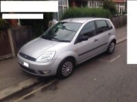 ford fiesta 1.4 manual ,petrol in good condition