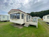 Starter Static Caravan For Sale At Wigbay Holiday Park - Great Value For Money - Veranda Included!
