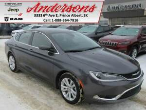 2016 Chrysler 200 Limited *Heated Seats/ Remote Start*