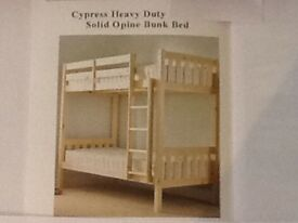 Bunk beds brand new