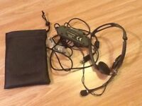 PLANTRONIC DSP-400 headset