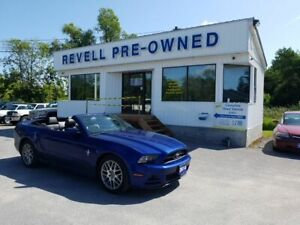 2014 Ford Mustang Premium | 3.7L, Leather