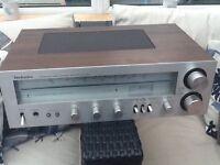 Technics receiver SA-200L.