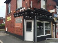 Commercial Property / Shop With Living Accommodation To Let Rent *** PRIME HEYWOOD LOCATION ***