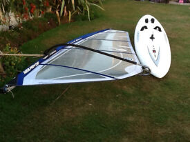Windsurfer Hifly max - complete package