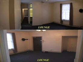 Large 1 bedroom flat centre of Leominster. Herefords