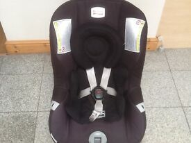 Britax First Class Plus group 0+1 car seat for newborn upto 18kg(upto 4yrs)rear & forward facing