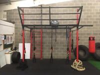 Functional Crossfit Training Rig Body Max Zenith Line CF880