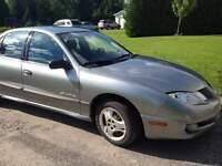 Sunfire 2003 a vendre $800