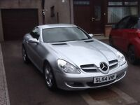 Mercedes Benz Slk 200 (low miles)