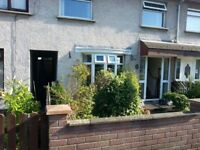 Lovely 3 bed house available to rent, in good decorative order with gas central heating,