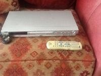 JVC XVN 33 DVD Player